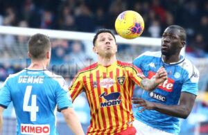 Tv Luna  – Koulibaly salterà le sfide contro il Brescia e Barcellona. Il senegalese non si sta allenando