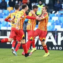 "Mancosu: ""Il gol al Napoli? Ho pensato: o la mando dentro o fuori lo stadio!"""