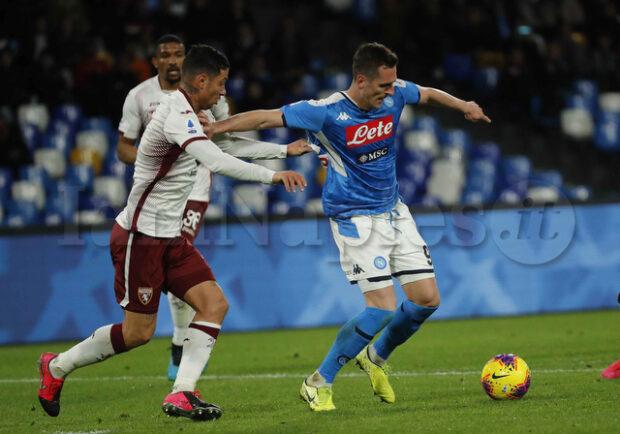 La settimana di passione del calcio italiano: De Laurentiis osserva