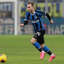 E.L., Ludogorets-Inter 0-2: Eriksen e Lukaku ipotecano gli ottavi