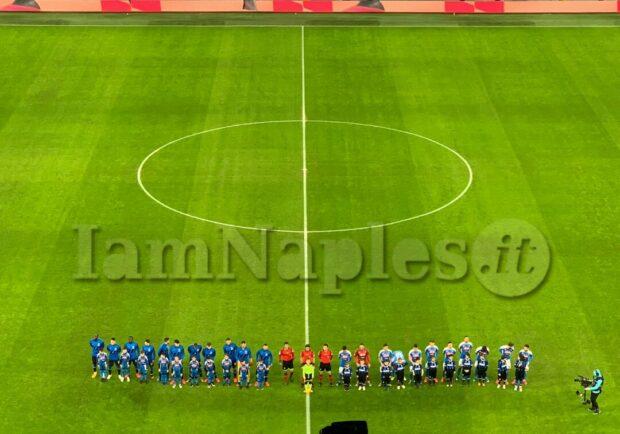 RILEGGI LIVE – Coppa Italia: Inter-Napoli 0-1 (56′ Fabian Ruiz), preziosa vittoria in ottica qualificazione per gli azzurri