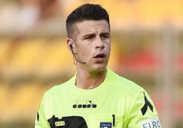 Serie A, gli arbitri della 25^ giornata: Giua quarto uomo in Fiorentina-Milan