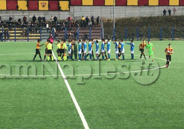 RILEGGI LIVE – Under 15: Benevento-Napoli 0-1 (16″st Solmonte), vittoria in trasferta per gli azzurrini