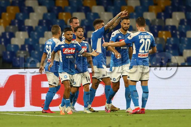 Serie A La Classifica Del Girone Di Ritorno Napoli Secondo Insieme Alla Juve