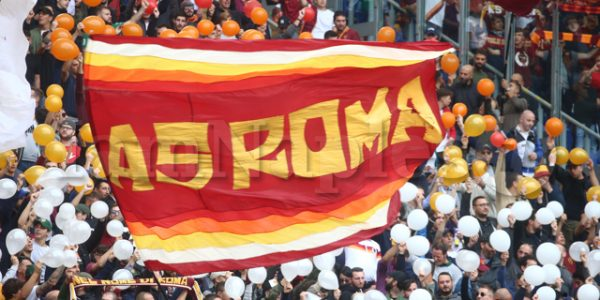 during Serie a football match AS Roma SSC Napoli on November 02 2019 at the Olimpico Stadium