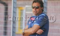 Quinto giorno di ritiro a Dimaro della SSC Napoli seduta pomeridiana in foto Cristiano Giuntoli  (Antonio Balasco)