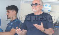 SPORT Sesto giorno di ritiro a Dimaro della SSC Napoli seduta pomeridiana in foto  (Newfotosud Antonio Balasco)
