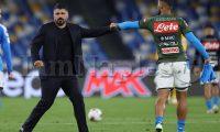 SPORT Napoli, 13-06-20 Semifinale di coppa Italia SSC Napoli - Inter