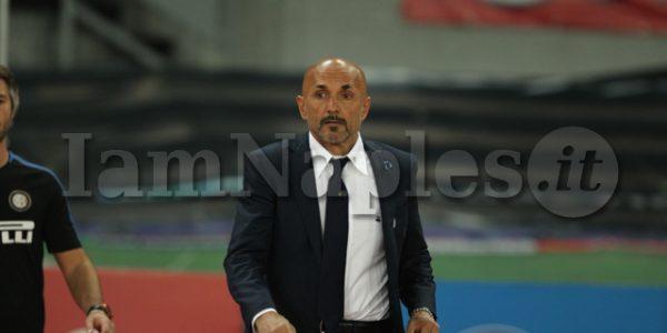 SSC NAPOLI -  FC INTER NONA GIORNATA DI CAMPIONATO DI SERIE A 0-0 spalletti ABPHOTO-ANTONIO BALASCO
