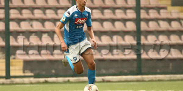 Primavera 1  football match  SSC Napoli primavera vs  Bologna primavera (Antonio Balasco)