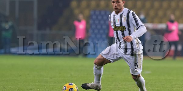 during the Serie A  football match Benevento vs  Juventus FC